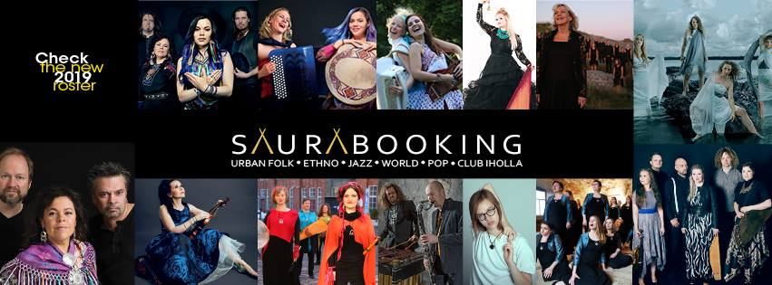 Saura Booking Agency 2019