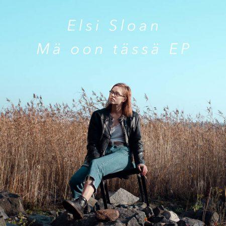 Elsi Sloan Mä oon tässä EP