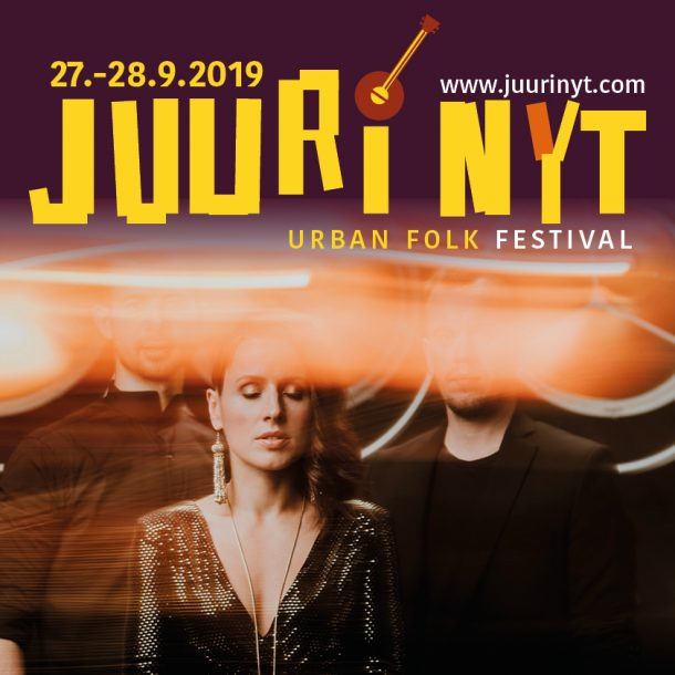 (suomi) Juuri Nyt Urban Folk Festival 2019 Trad.Attack